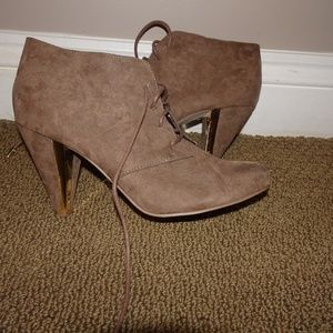 Call It Spring Heeled Booties